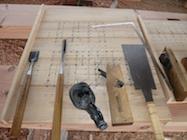 昔ながらの道具たち